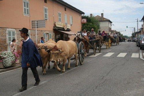 Fête du patrimoine de Manziat le 5 Août 2012 4