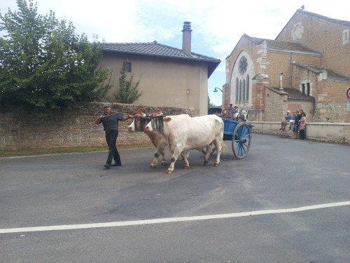 Fête du patrimoine de Manziat le 5 Août 2012 6