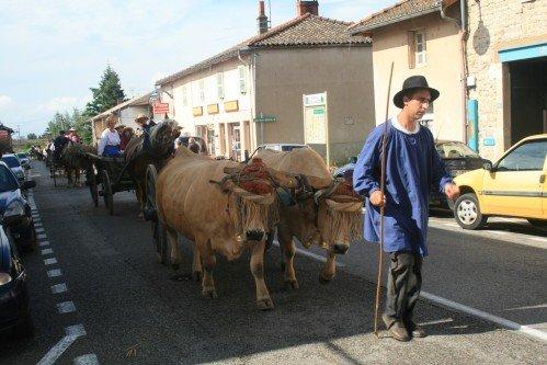 Fête du patrimoine de Manziat le 5 Août 2012 8