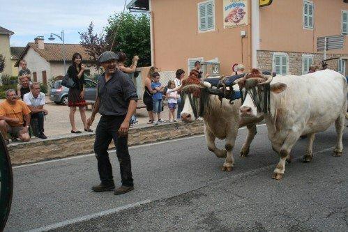 Fête du patrimoine de Manziat le 5 Août 2012 9