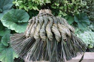 La fabrication des coussins d'attelage  ou pieumets 24