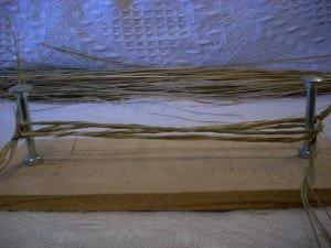 La fabrication des coussins d'attelage  ou pieumets 5